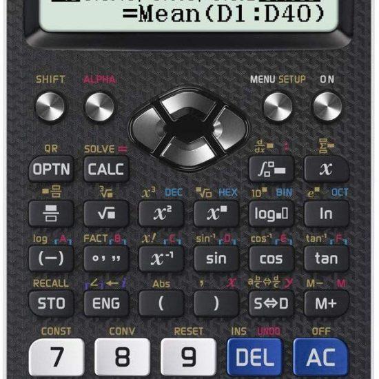 Scientific calculator for a level maths